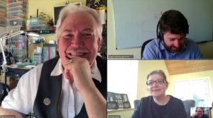 Chris, Eugene, Pam, and Bernie