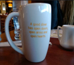 Open Coffee Open Hearts
